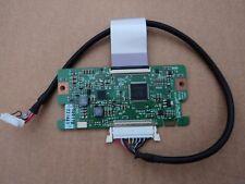 Modulo T-CON tv led  Toshiba 32av933 LG 6870c-0325a  completa di cavi lvds flex
