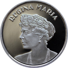 Romania Regina Maria Proof Commemorative Coin 50 Bani 2019