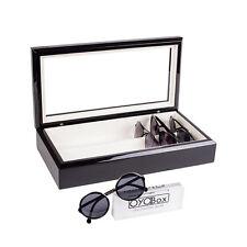 OYOBOX OYO Box Luxury Eyewear Organizer Sunglasses Display Case - BEAUTIFUL!
