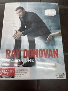 Ray Donovan - Season One - DVD (4 x DVD Region 4 PAL)