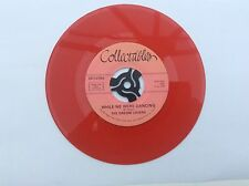 The Dream Lovers Zoom Zoom Zoom While We Were Dancing RED Vinyl