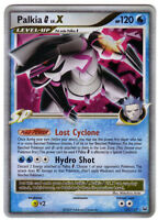 POKEMON • Palkia G LIV X ULTRA RARE CARD HOLO • PLATINUM 125/127 Lv.X NM