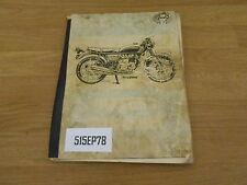 Honda CB350 500 Haynes Manual 515EP78