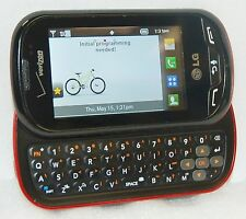 LG VN271 Extravert Verizon Full Qwerty Keypad Slide-out Cell Phone Touchscreen B