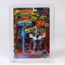 1996 Playmates TMNT Stretch Shredder CAS Archived Custom Acrylic Case MOC NEW