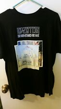 Song Remains The Same- Xl T-Shirt- Led Zeppelin- Cotton- Rock- Collectible