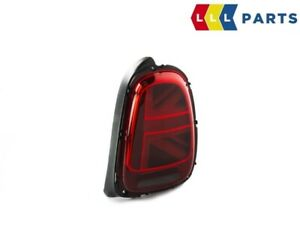 OEM GENUINE MINI F55 F56 F57 RIGHT UNION JACK UK TAIL LIGHT ADAPTIVE LED 6321743