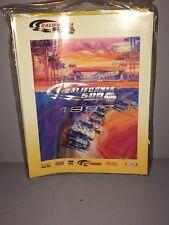 1997 NASCAR Winston Cup Autoclub Speed Way California 500  Inaugural Program