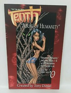 The Tenth Abuse of Humanity (1998) TPB Collects 0 1 2 3 4 Tony Daniel Image SC