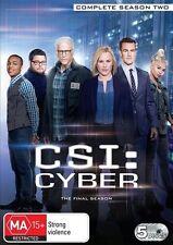 CSI - Cyber : Season 2 : NEW DVD
