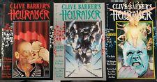 Clive Barker's Hellraiser Books 14 17 18 TPB Epic Comics