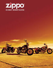 Briquet Zippo 2013 Harley Davidson Collection Produit Prix Catalogue Livre