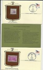 Historic Stamps Of America On Over 200 Covers With MNH Stamp (LR447)