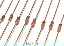 10 x Diode Zener BZX55C 400mW 4,3V                                        DZ04V3