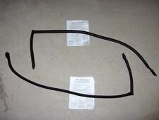 1974-1978 Mustang II roof Rail weatherstrip, New