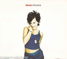 ALEXIA - Uh La La La  (UK 7 Track CD Single Part 2)