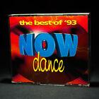 NOW Dance - The Best Of 93 - music cd album X 2
