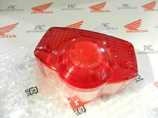 HONDA CB CL SL ST ca SS 70 90 100 125 175 350 450 K Lens rear tail light genuine