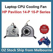 CPU Cooling Fan for HP Pavilion 15-P203AU 15-P107TX 15-P016AX 15-P235TX 15-P*