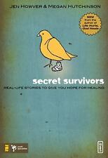 Secret Survivors: Real-Life Stories to Give You Hope for Healing (invert)