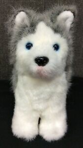 American Girl Pepper Husky Dog with Blue Eyes~ Retired