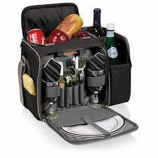 New Wine Picnic Pack Insulated Tote for 2 Utensils