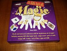The Big Box of Magic - Zauberkasten aus USA - Englisch - Gut!