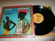 Max Romeo, Open the Iron Gate Reggae Lp, Excellent Vinyl