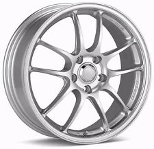 Enkei Racing Series - PF01 17x8 5x112 Silver Paint +50mm 460-780-4450SP