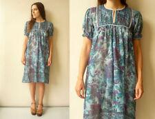 Hippy Original Vintage Dresses Gauze