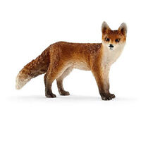 Schleich – Fox * Mammal Animal Toy Figure NEW model # 14782