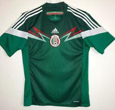Adidas  Federacion Mexicana Futbol World Cup 2014 Mexico Soccer Jersey M    2070