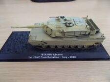 1:72 Scale Military Vehicle Battle Tank Die-cast Model M1A1HA Abrams 1st USMC