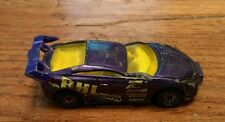 Hot Wheels 2001 Purple distressed RHL Man Turbo Toyota Celica collectible car HW
