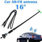 16 Universal Mount Swivel Base Car Radio AM/FM Amplified Signal Aerial Antenna
