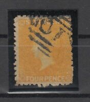 C2917/ BRITISH ST VINCENT – VICTORIA – SG # 12 USED – CV 195 $