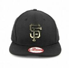 SF Giants New Era 9fifty original compatible avec OR LOGO en métal