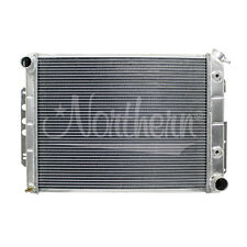 205072 Northern 67-69 Pontiac Firebird Aluminum Radiator For Auto Transmission