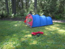 RARE FIND VINTAGE EARLY WINTERS OMNIPOTENT MOUNTAIN CAMPING TENT W REI BAG SEE
