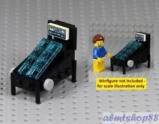 LEGO - Pinball Arcade Games Machine - Furniture Minifigure Scale City Town