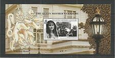 SOUTH GEORGIA & S,S/ISLES 1999 QUEENS MOTHER CENT M/SHEET U/M SG,MS293 LOT 3290A
