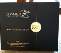 DonnaBella 24K Premium Edition 60 Second Instant Face-Lift. MSRP: $1,995