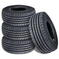 4 Lionhart Lionclaw HT LT245/75R16 120/116S All Season Performance SUV A/S Tire