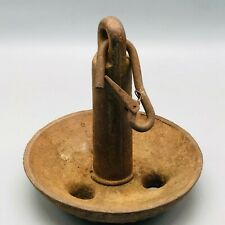 "New listing Vintage Anchor 14lb8oz Mfg corp m15 kaukauna wis roloff height 10"" diameter 8"""