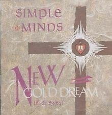 New gold dream (81-82-83-84) von Simple Minds | CD | Zustand akzeptabel