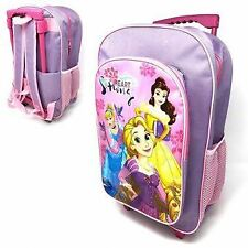 b1e167789 Just Character Ladies Disney Princess Deluxe Trolley Backpack
