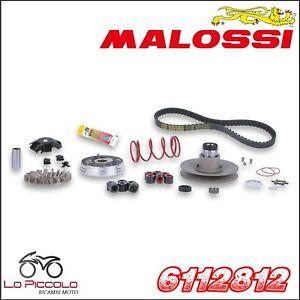 6112812 Groupe Transmission MALOSSI Over Range Yamaha Jog 50 2T