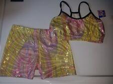 NWT BalTogs 2 piece outfit size girls medium