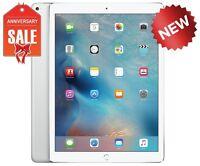 NEW Apple iPad Pro 128GB, Wi-Fi + 4G AT&T (Unlocked), 12.9in - Silver