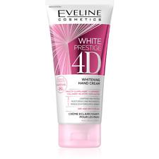 Eveline WHITE PRESTIGE 4D Whitening Hand Cream 3-in-1 Formula 50ml